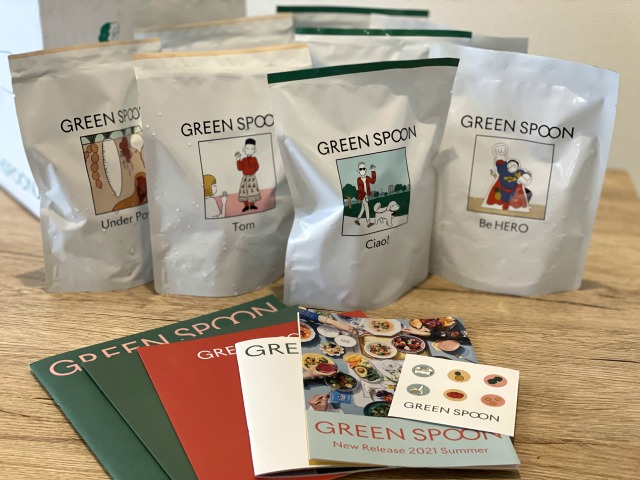 【GREEN SPOON】新商品ホットサラダを実際に注文してみた!値段や口コミを徹底調査!